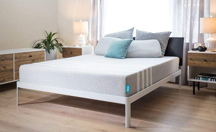 Leesa 10 Memory Foam Mattress