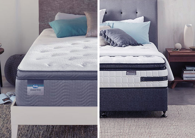 Simmons vs Sealy Mattress