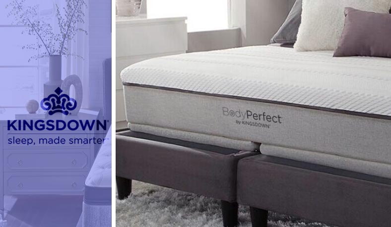 Kingsdown BodyPerfect Mattress