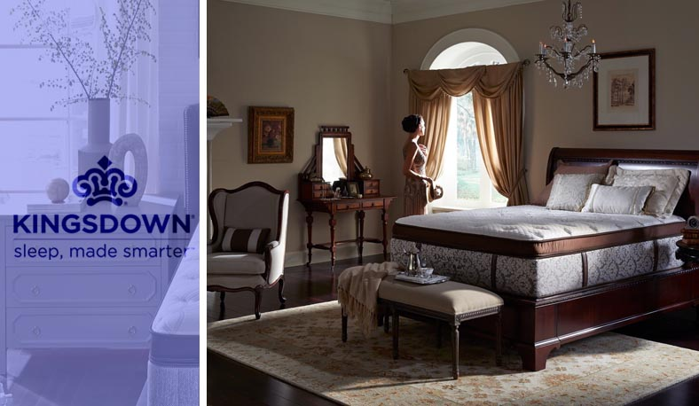 Kingsdown Downton Abbey Mattress