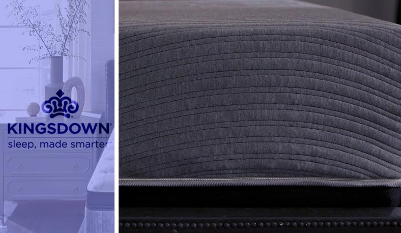 Kingsdown Sleep Haven all latex Mattress
