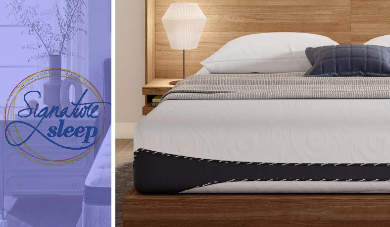 Signature Sleep Aura Mattress