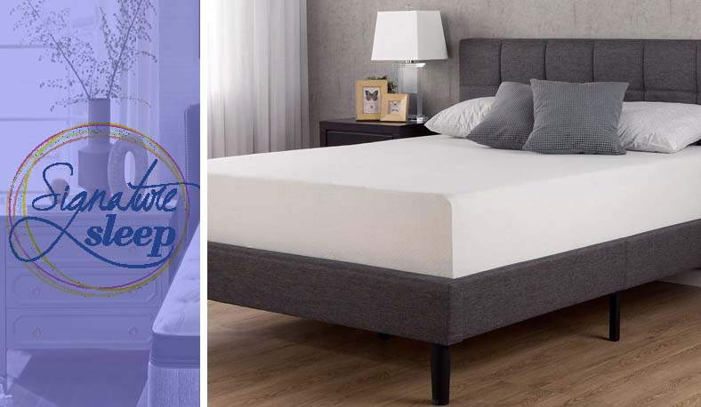 Signature Sleep Memoir Mattress