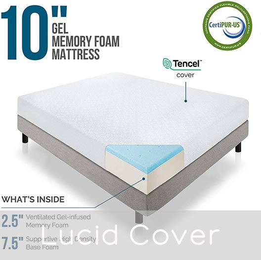Lucid TENCEL Cover