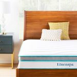 Linenspa Gel Memory Foam Hybrid Mattress Review