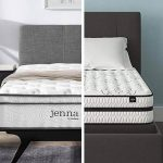 Modway Jenna vs Signature Design by Ashley Coil Innerspring Mattress